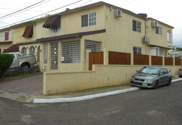 townhouse in kingston jamaica for sale